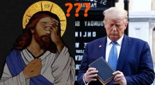 Donald Trump and Christianity. by DawningHope