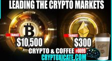 Ethereum and Bitcoin at Critical Bullish Levels - Crypto & Coffee #0099 by Cryptoxicate