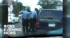 New video shows Minneapolis police arrest of George Floyd before death by Main world_news channel