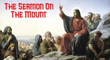 The Great Sermon on the mount. by DawningHope