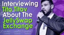 ▶️ Interviewing Tito Titov About The JellySwap Exchange | EP#306 by Crypto And Things