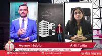 Aamer Habib International Journalist | Anchor Person | TV Presenter | Investigative Journalist by Main aamerhabib channel