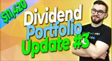 ▶️ Dividend Portfolio Update #3: Crypto Passive Income | EP#311 by Crypto And Things