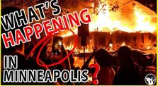 Reporter In Middle Of Minneapolis Riots Explains What The MSM Won't by Main world_news channel